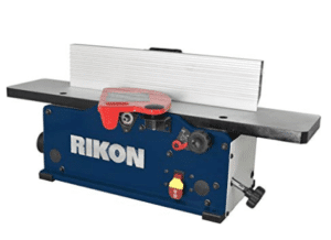 Rikon Power Tools 20-600H 6 inch Benchtop Jointer with Cutterhead