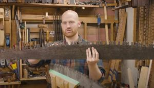 buying a crosscut hand saw