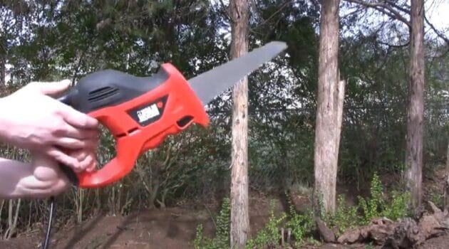 Best Electric Hand Saw for cutting wood
