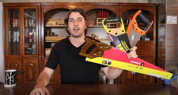 Best Hand Saw For Fine Woodworking