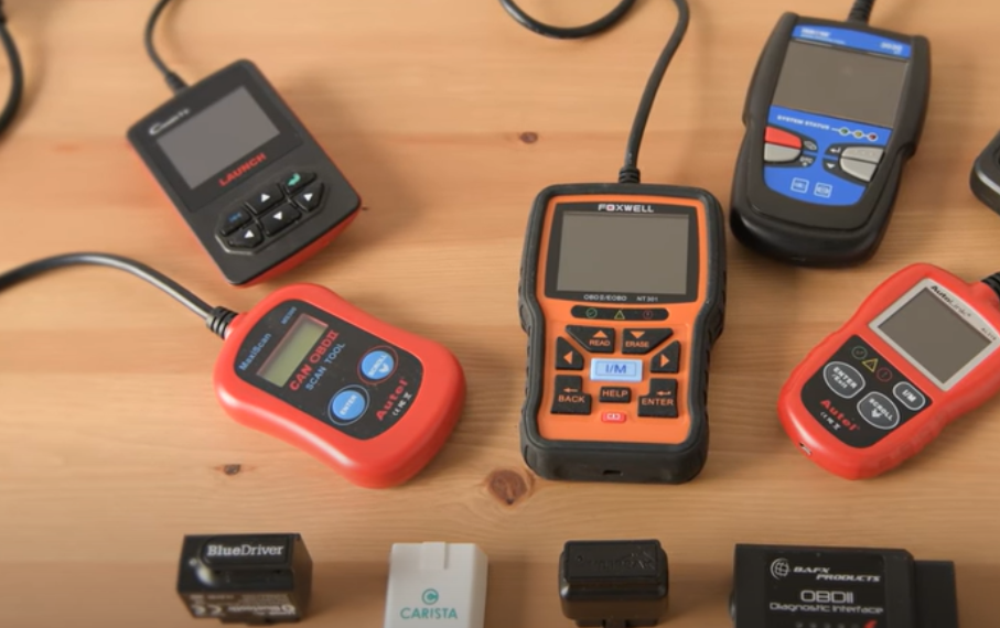Different Type off obd2 scanner