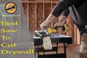 Saw To Cut Drywall