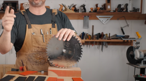 Sharpen Table Saw Blades By Hand