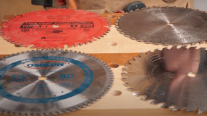 types of table saw blade