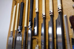 store Japanese saws